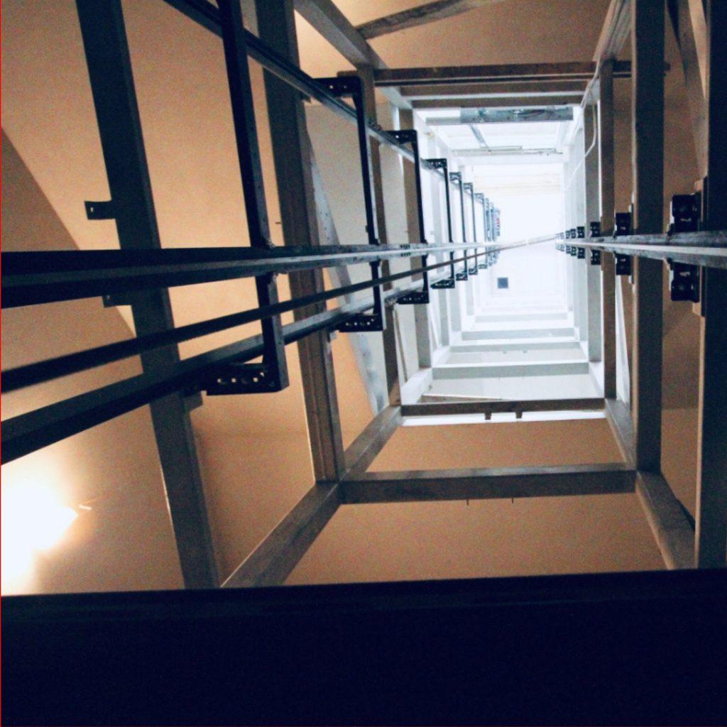 Główna sala ekspozycyjna. Część rozbudowanej podziemnej infrastruktury